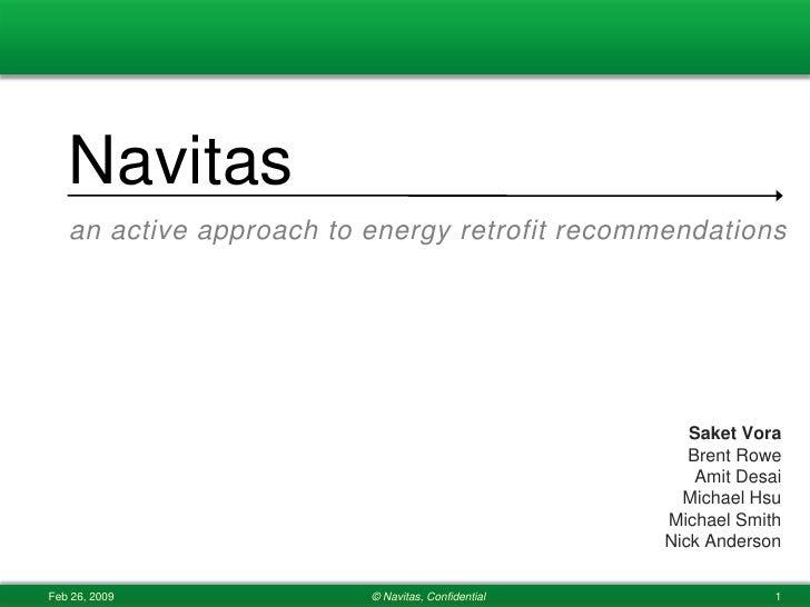 Navitas Slides