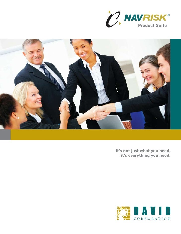 Nav Risk Product Brochure