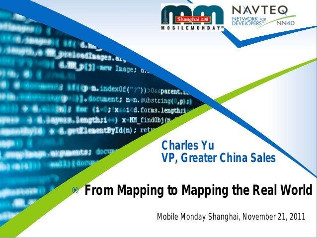 Navteq momo shanghai  21 Nov 2011