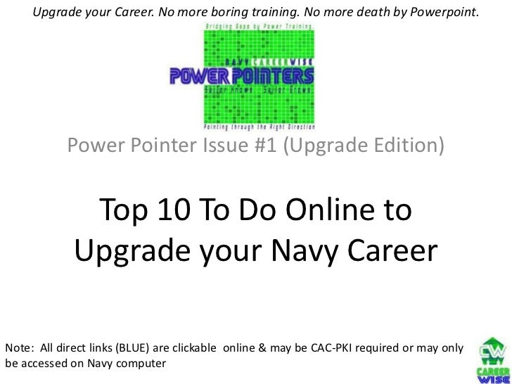 Upgrade your Career.No more boring training. No more death by Powerpoint.<br />Power Pointer Issue #1 (Upgrade Edition)<br...