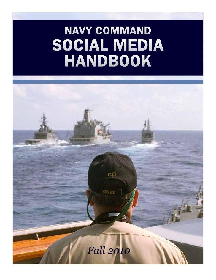 Navy social media guide