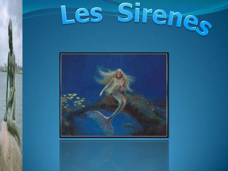 Les  Sirenes<br />