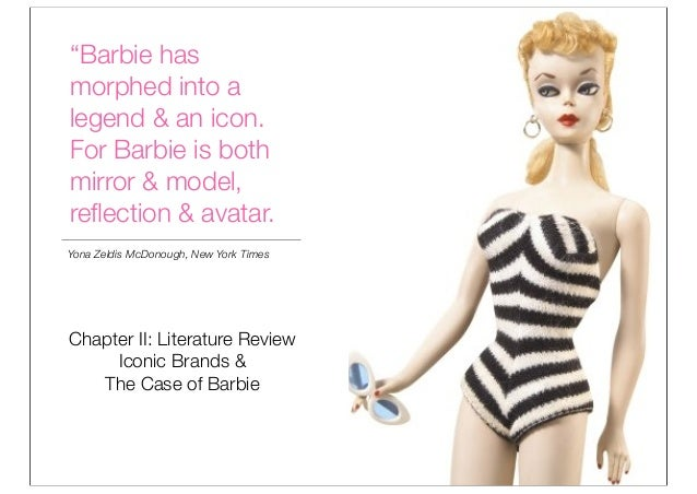 Thesis for The History of Barbie?
