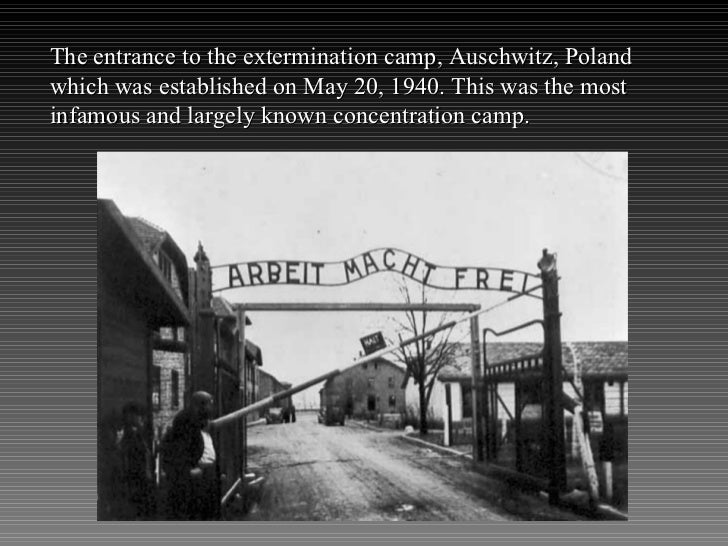 Extermination Camps Pictures to The Extermination Camp