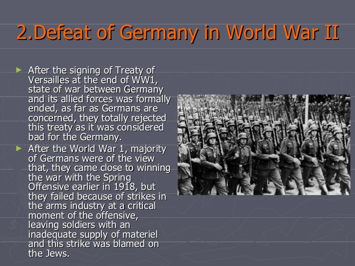 World war I links to depression worldwide and the rise of hitler in world war II?