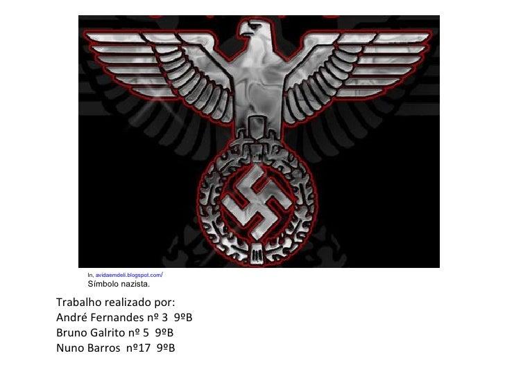 Trabalho realizado por: André Fernandes nº 3  9ºB Bruno Galrito nº 5  9ºB Nuno Barros  nº17  9ºB  In,  avidaemdeli.blogspo...