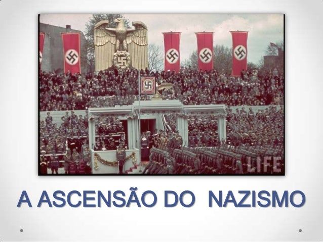 Ascensão do Nazismo