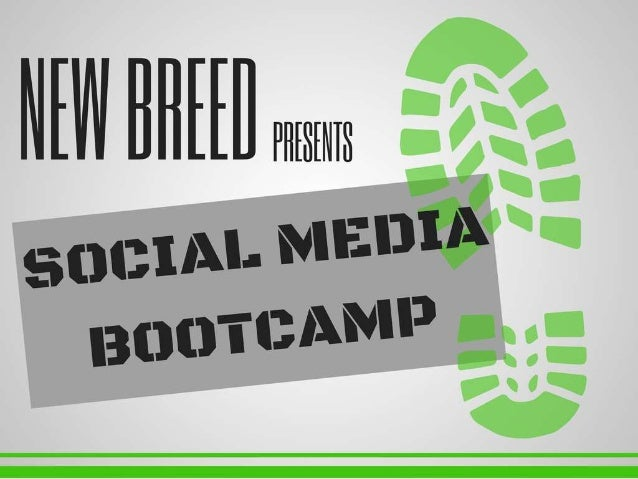 Social Media Bootcamp for Building Employee Brand Advocates