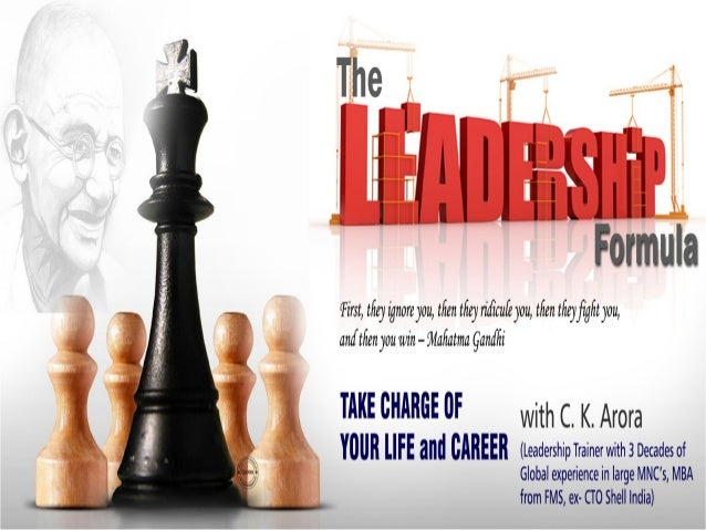 Nb17 leadership formula for slideshare