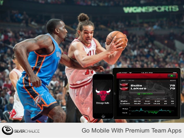 Go Mobile With Premium Team Apps