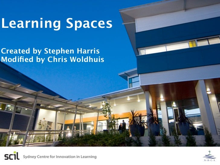 Learning SpacesCreated by Stephen HarrisModified by Chris Woldhuis