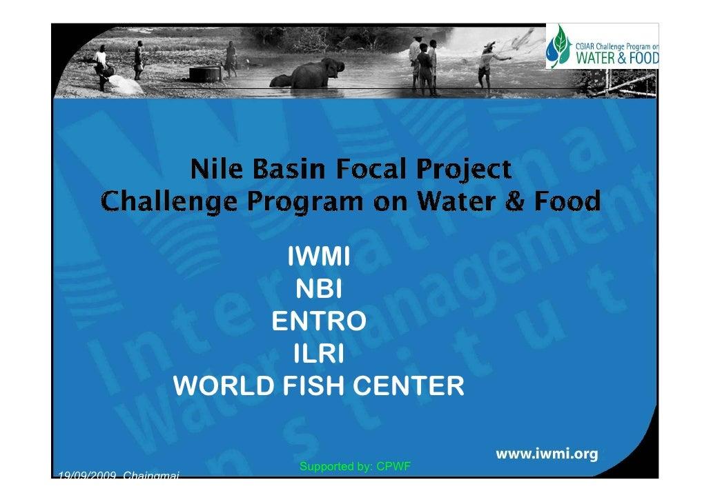 Nile Basin Focal Project