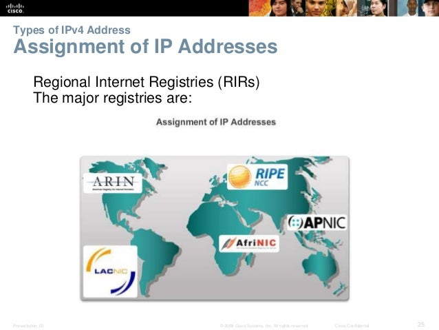 No ipv4 address assigned