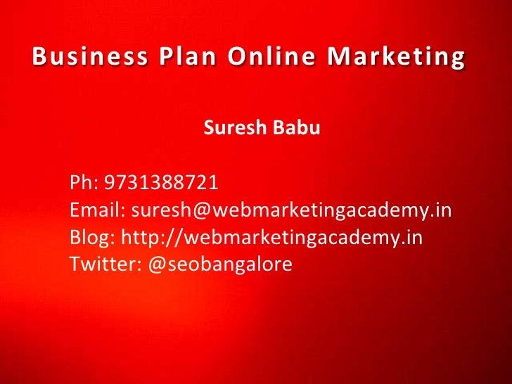 Next Big Idea Business Plan Competition Workshop