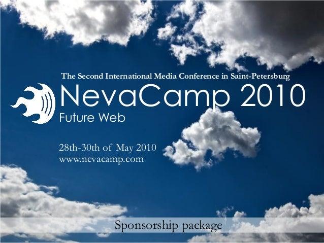 NevaCamp 2010 //BSAnalytics.com