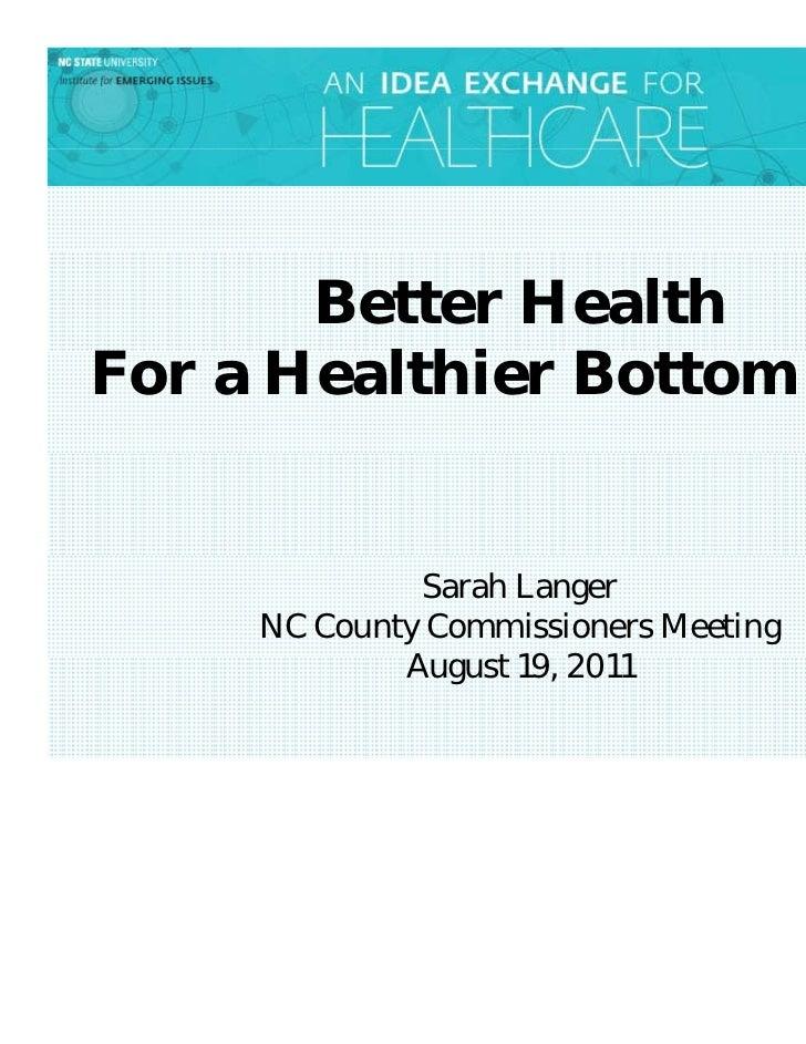 North Carolina Association of County Commissioners