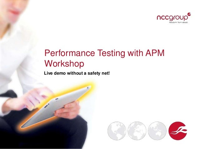 Performance Testing with APM Workshop