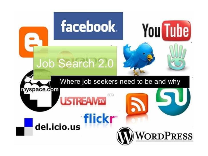 Job Seekers + Community Action Agencies + Social Media