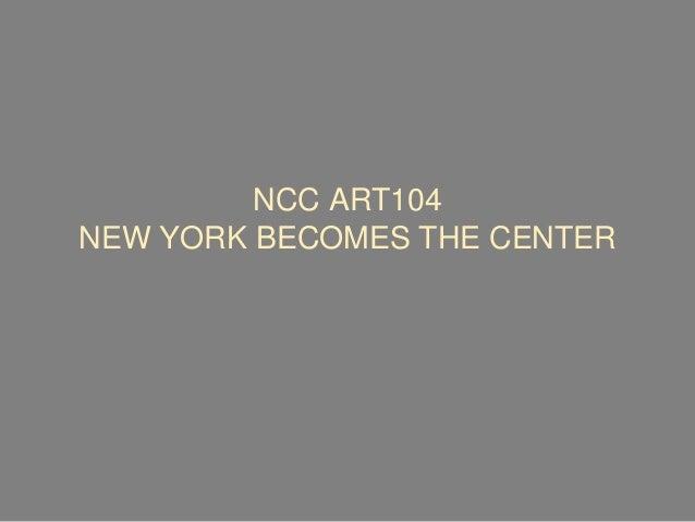 NCC ART104 3
