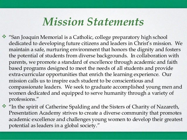 personal mission statement for high school students There are many resources out there for how to write a personal mission statement this new york times article offers for a high-level, broad mission statement, you may start with something simple spring must do's for college-bound high school students categories education providers.