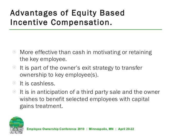 Stock options capital gains treatment