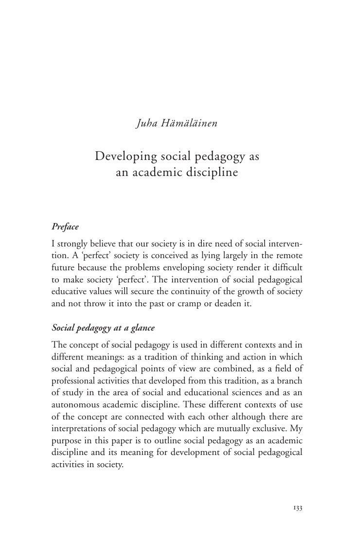 Ncercc Socialpedagogybook Chap09
