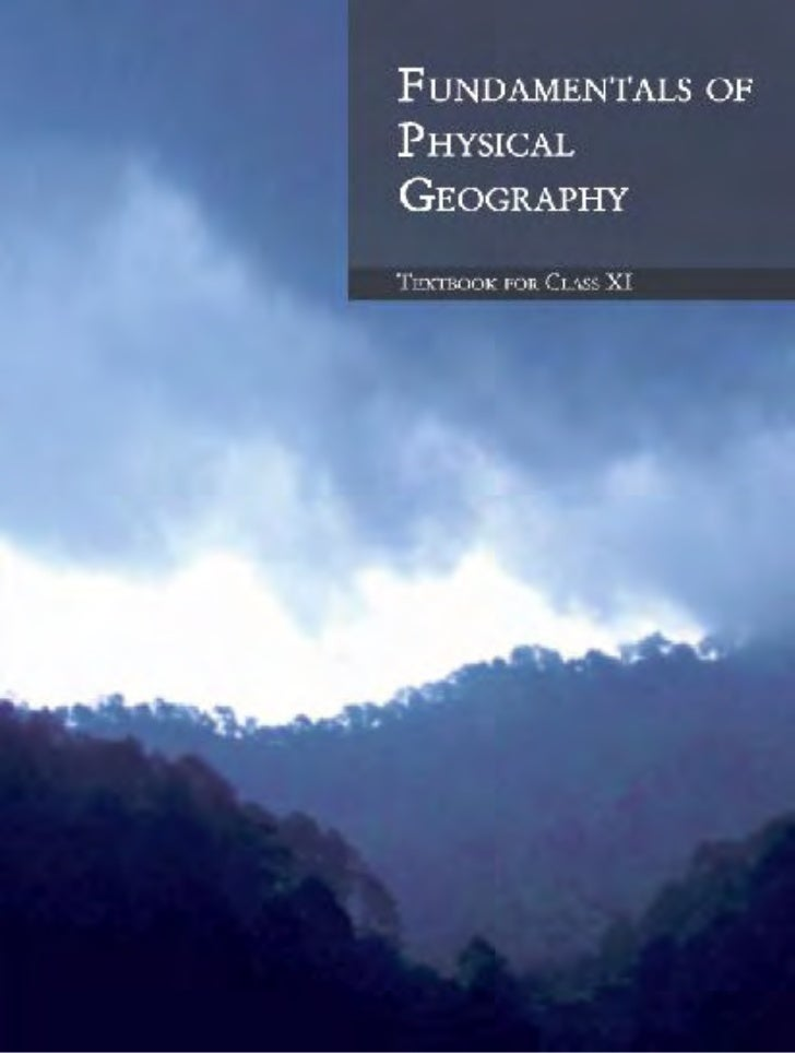 C ONTENTSFOREWORD                                                    iiiUNIT I : GEOGRAPHY   AS A   DISCIPLINE            ...
