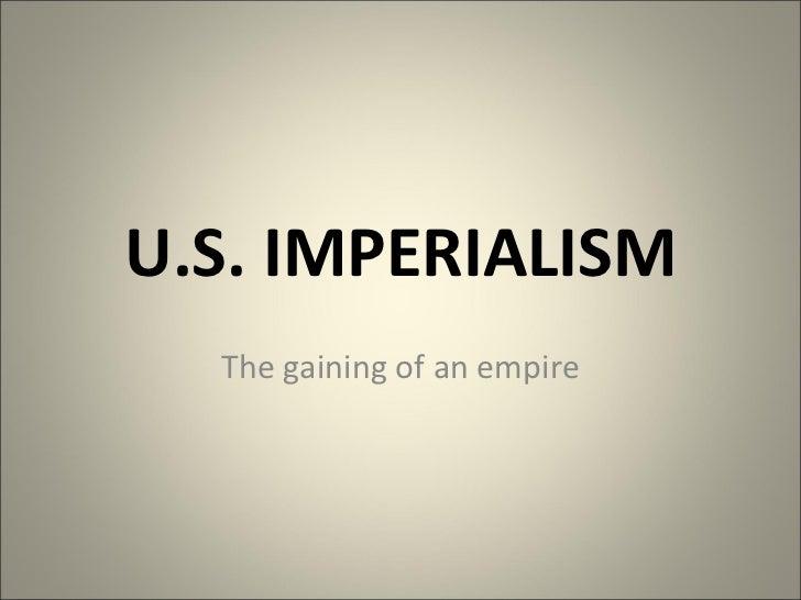 Nc goal #6 american imperialism