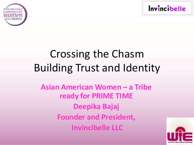 Asian American Women - a TRIBE ready for PRIME TIME