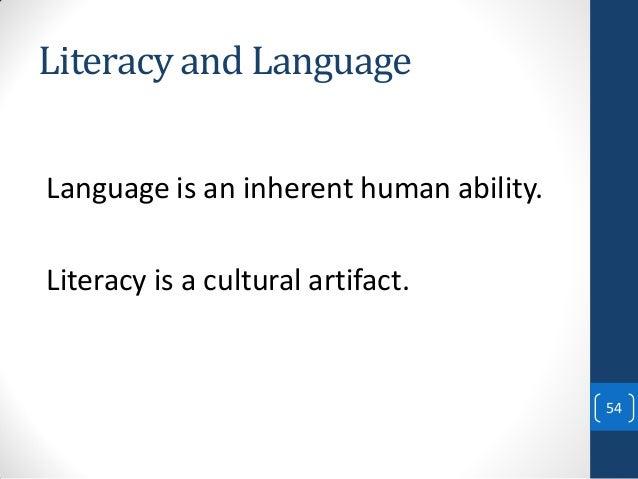 cultural artifact speech