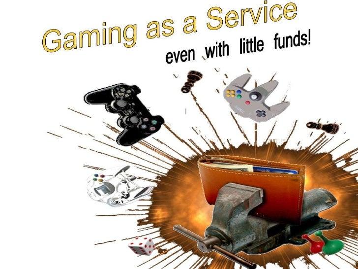 NCLA Presentation On Gaming