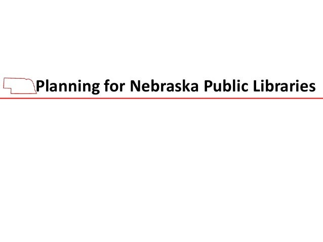 NCompass Live: Library Planning: A Customized Program for Success