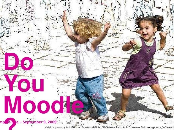 NCompass Live: Do You Moodle?
