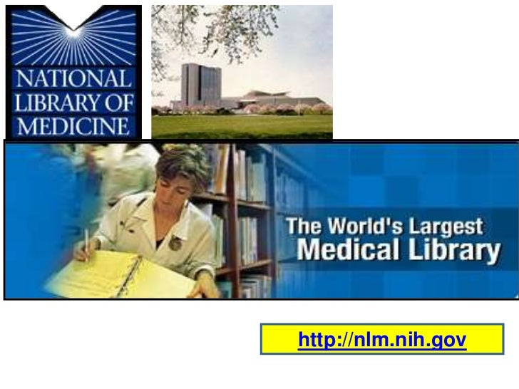 http://nlm.nih.gov