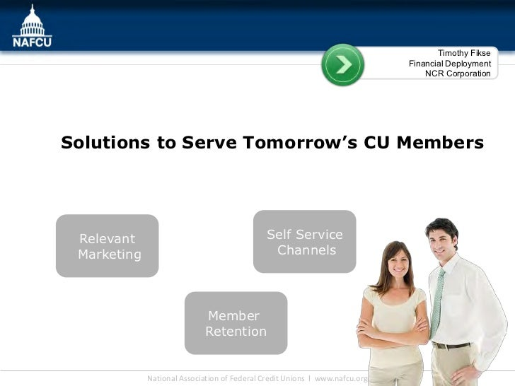 Differentiation Strategies through Self-service Retail Delivery Options (Credit Union Conference Presentation)