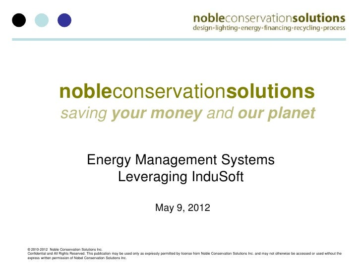 Ncs Energy Management Overview with InduSoft