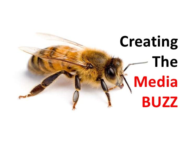 Creating the Media Buzz for NPOs