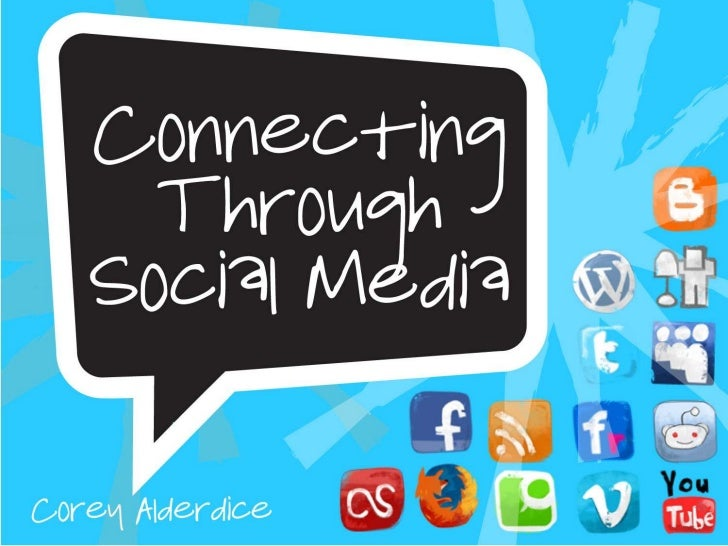 Connecting Through Social Media (NCSSSMST 2011)