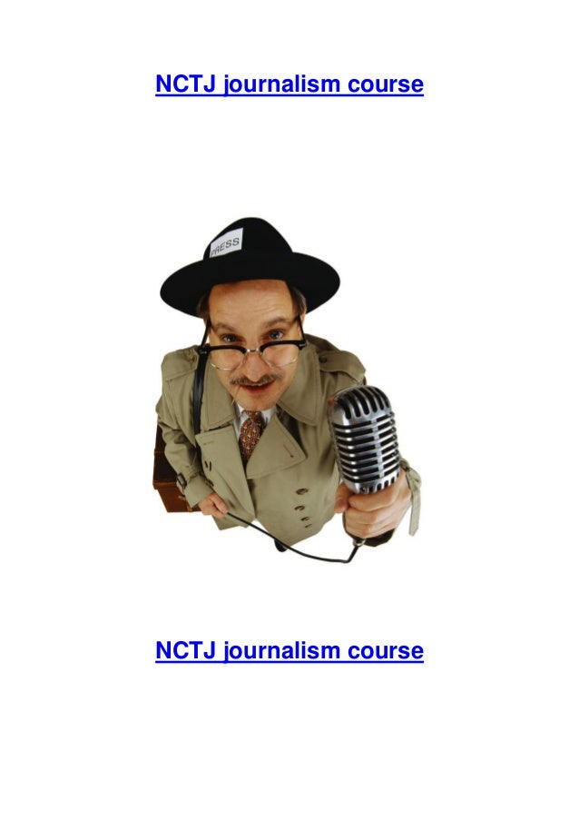 Study with us for the NCTJ journalism diploma