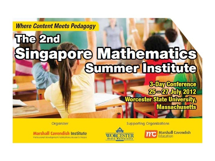 Math Intervention   in Middle School       Using Singapore Math               Yeap Ban Har         Marshall Cavendish Inst...