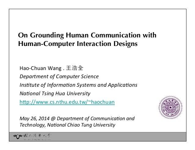 Nctu seminar may26_2014