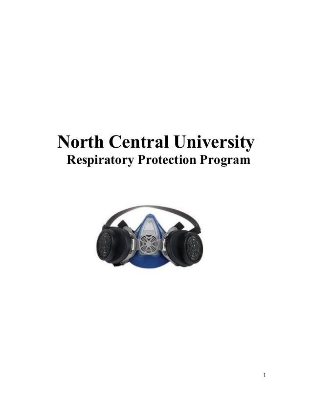 Ncu respirator protection program