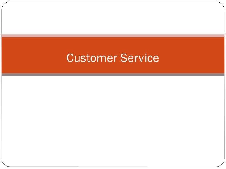 N customer service