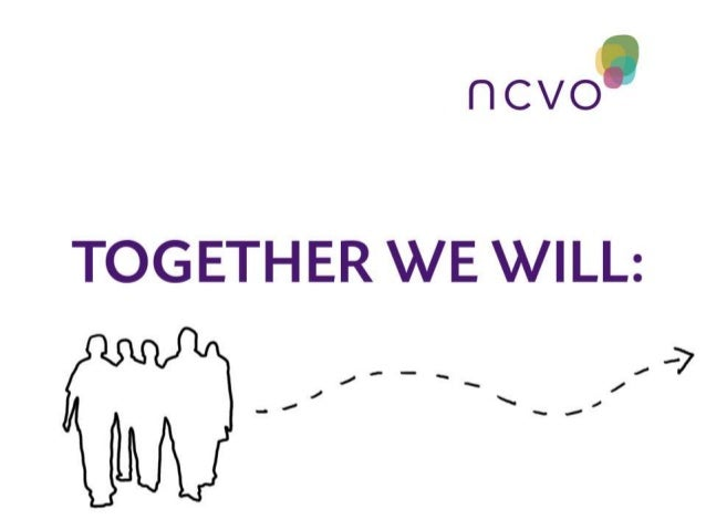 NCVO Strategy 2014-2019 - infographic for launch