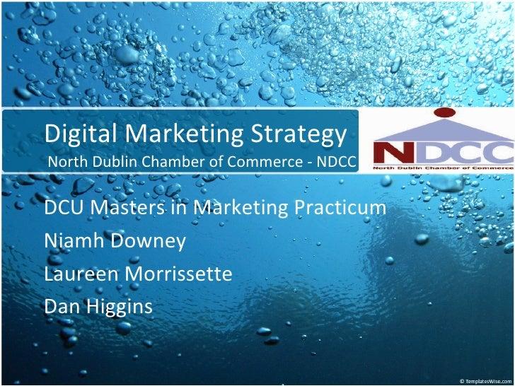 Ndcc Presentation Final