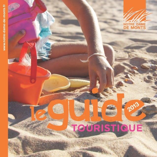 Guide Touristique de Notre Dame de Monts