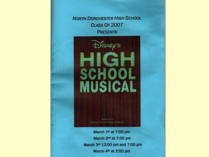 NDHS High School Musical