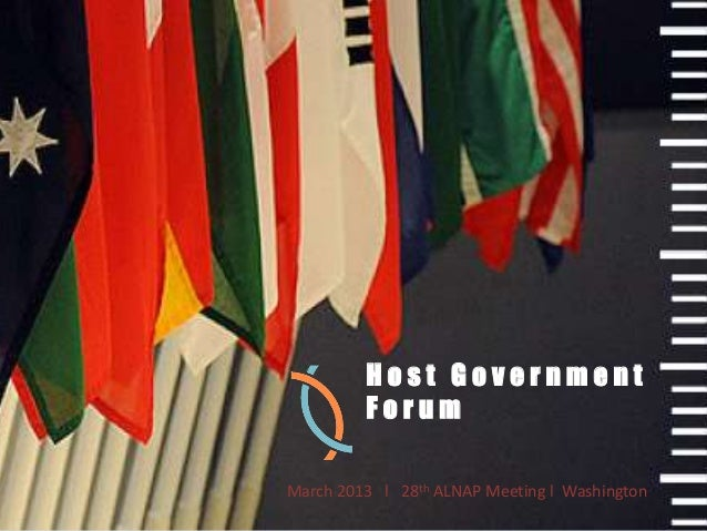 Government Forum for Government Response - an overview