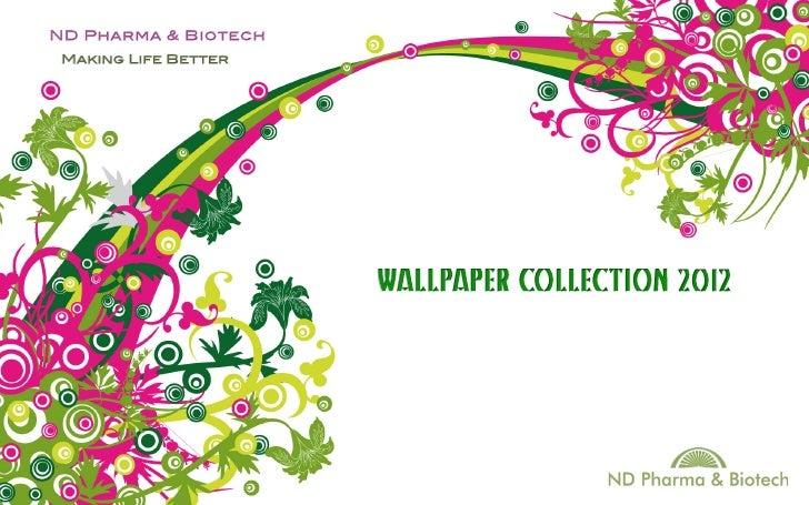 Nd pharma wallpaper collection 2012