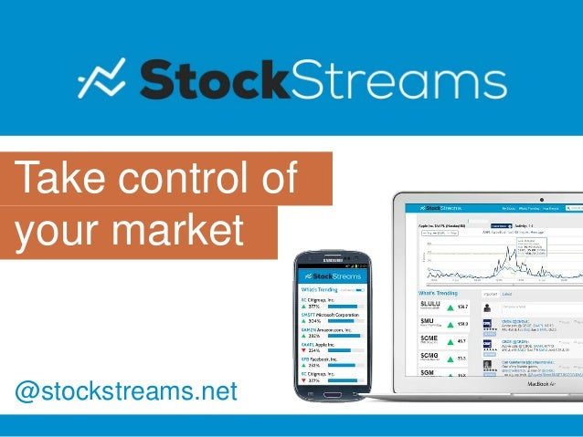 StockStreams PitchDeck